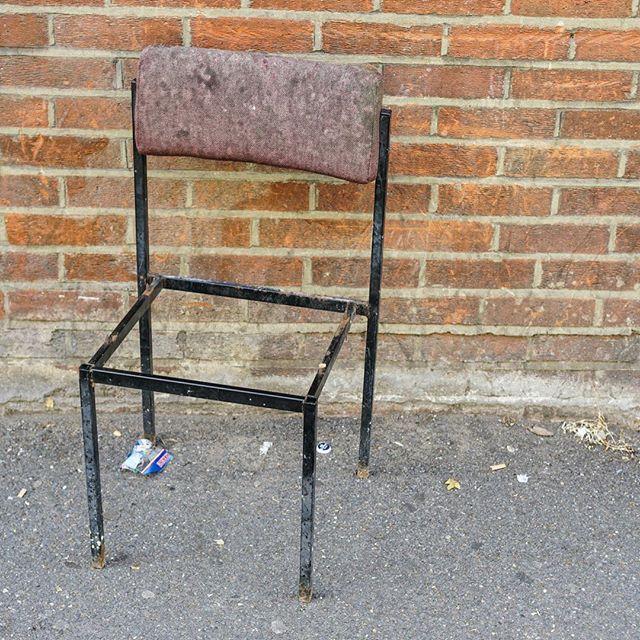 Take A Seat #flaneurism
